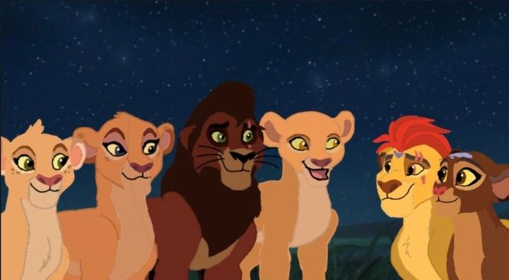 The Lion Guard Future Broken Memories Tlg Season 4 Prologue Part 0 Live Life Like A King Wattpad