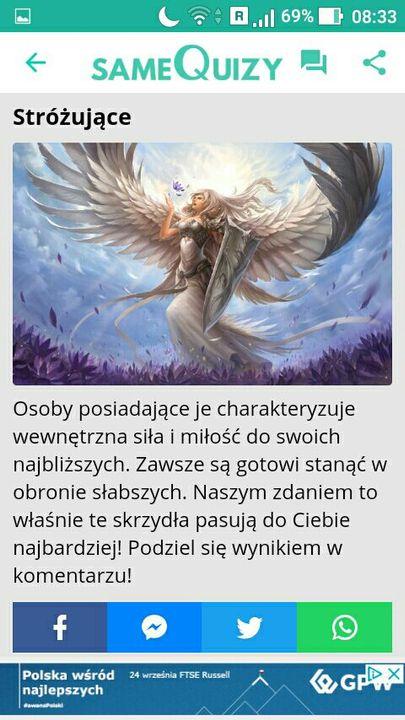 Samequizy Jakie Anielskie Skrzydła Do Ciebie Pasują Wattpad