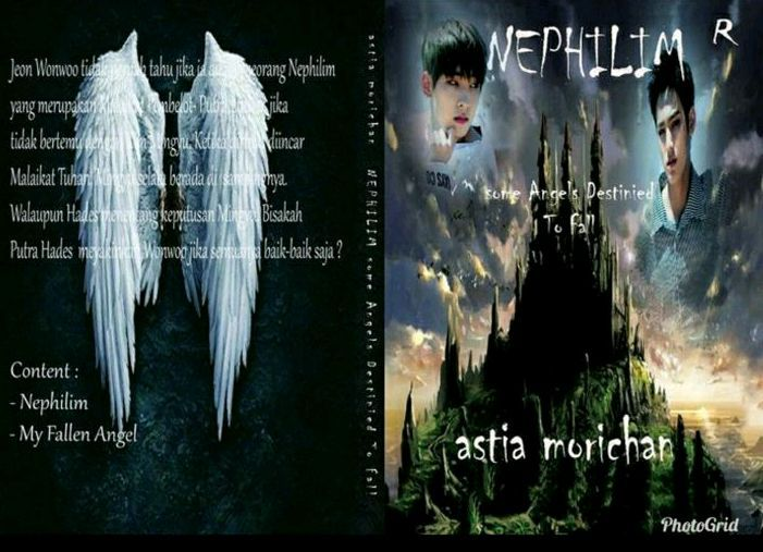 Fated Pairs + Nephilim (Rp