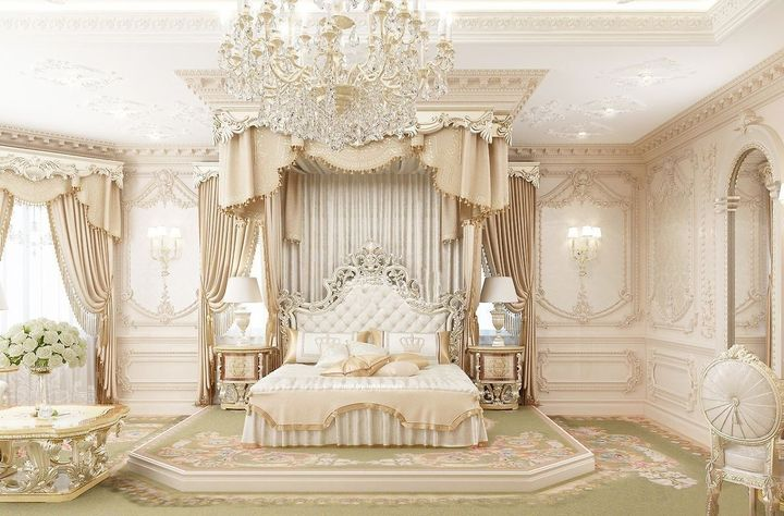 The room's theme was White gold color and fine silk and drapes hanging on the windows that I can't move for the drapes on the windows was like kilograms of rice sack I normally drag in our house if moving things around