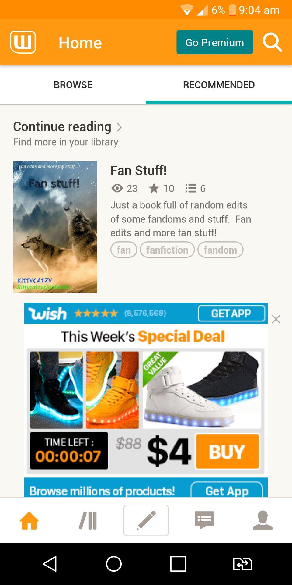 Fan Stuff! - BLUEWHISKERS - Wattpad