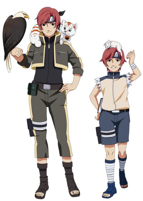 Shina Kaygua Arashi (Naruto shippuden) - Kapitel 05 - Wattpad