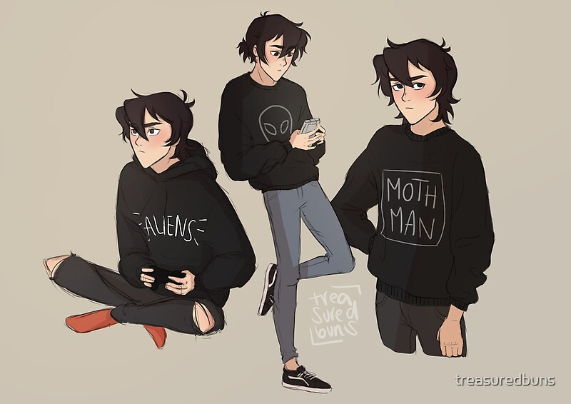Voltron X Reader One Shots - Keith x Reader - The Girl At