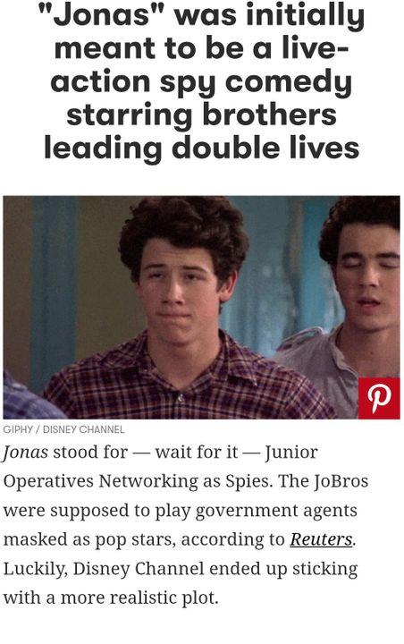 Biography of Jonas Family! - Our Disney Days - Wattpad