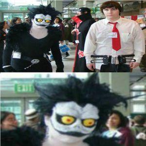 Los Cosplay Mas Realistas De Death Note Shinigami Fail
