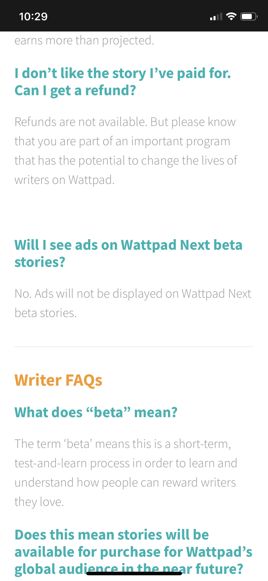 Let's Rant  Let's Get Personal - A/N - Wattpad Next Beta