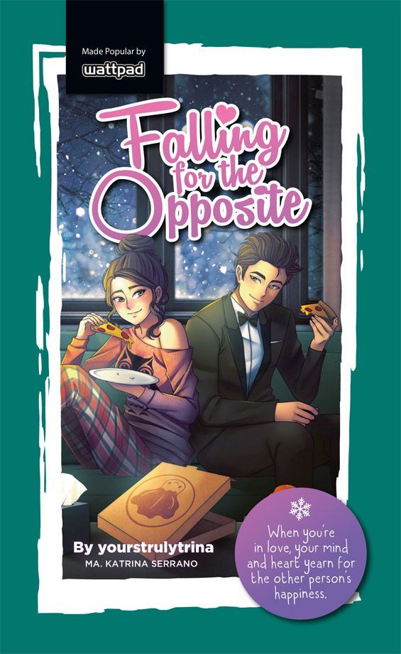 Falling For The Opposite Published Published Wattpad