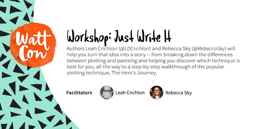 Facilitators: Leah Crichton and Rebecca Sky