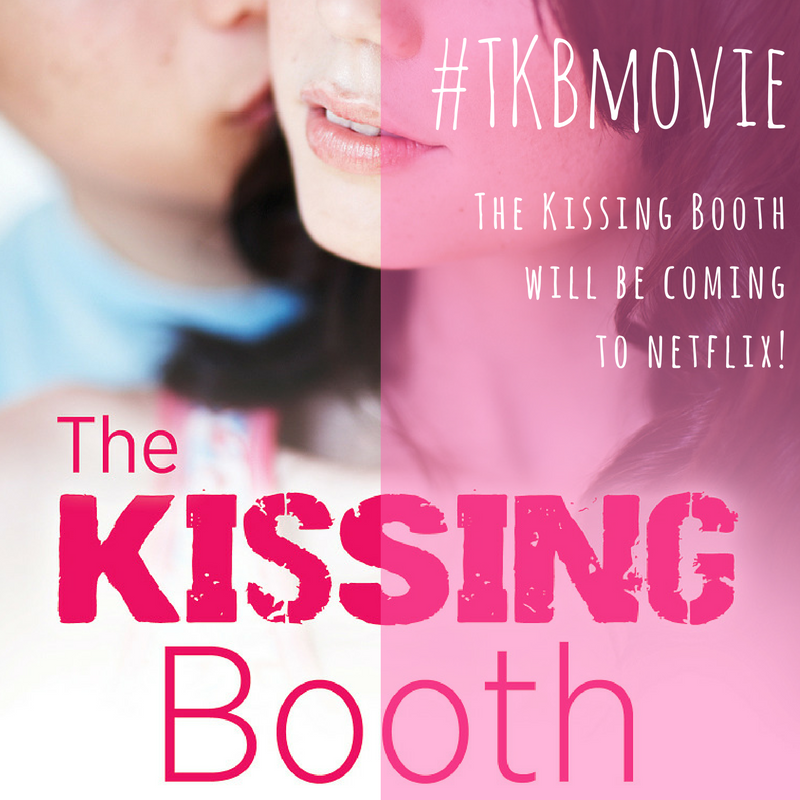 The Kissing Booth was first published by Random House (as an ebook in December 2012, and paperback in April 2013) as part of a three book contract I signed with them around November 2012