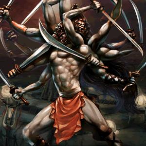 greek mythology 100 handed ones percy