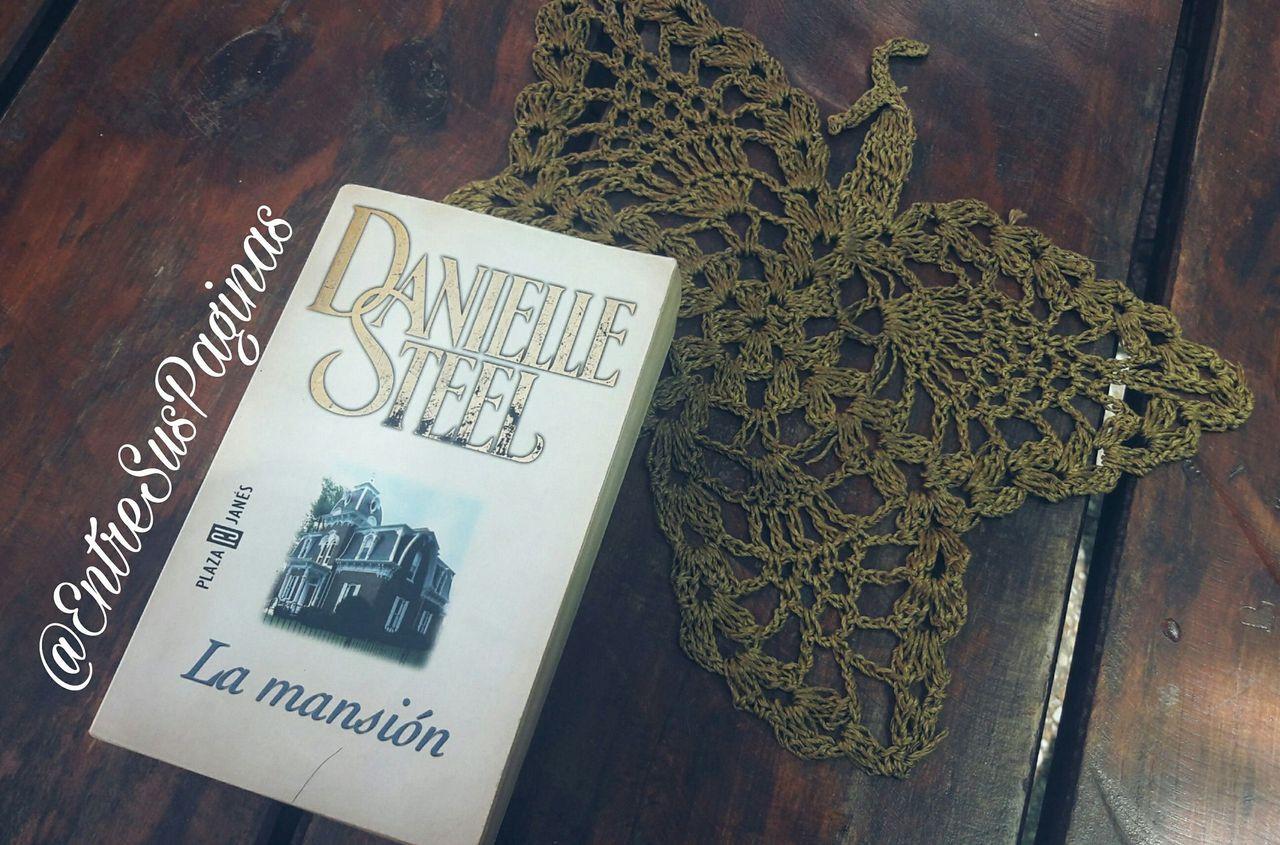 """""""La Mansión"""" es un libro cargado de sentimientos"""