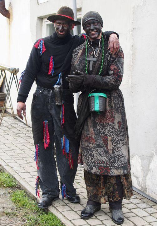 Na koniec mamy dla was rymowankę towarzyszącą temu pięknemu słowiańskiemu zwyczajowi: