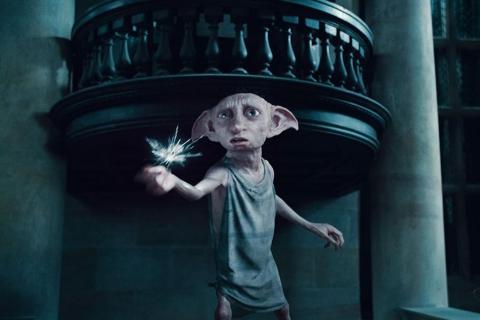Hauselfen Harry Potter