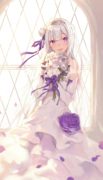 anime test 7.7 - vestido de novia :3 - wattpad