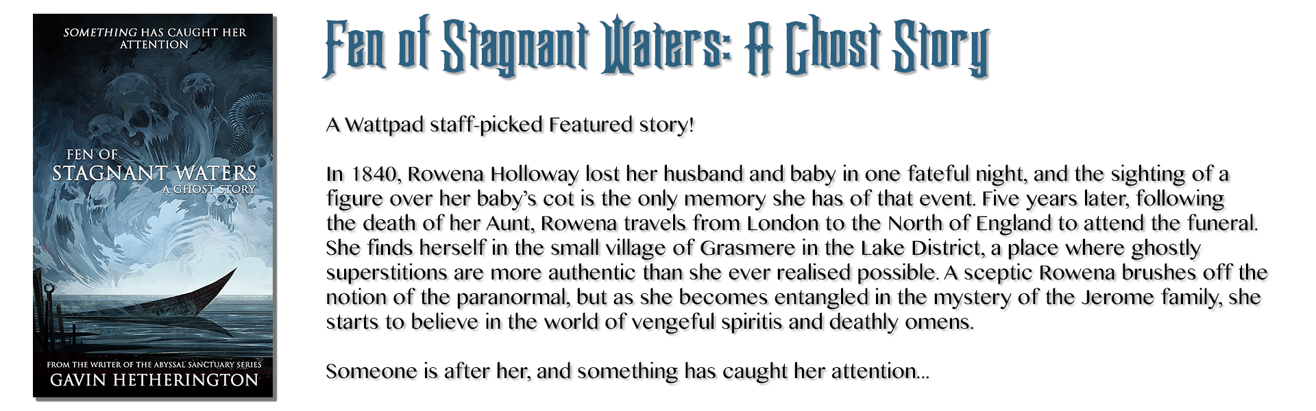 The Fen of Stagnant Waters saga:
