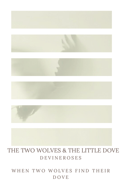 Should this be The Two Wolves and The Little Dove's new cover!