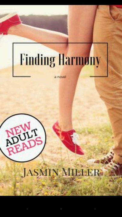 Olivia from Finding Harmony by JasminAMiller