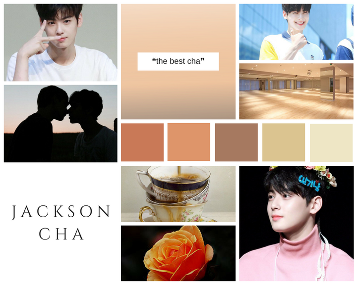 jackson's moodboard