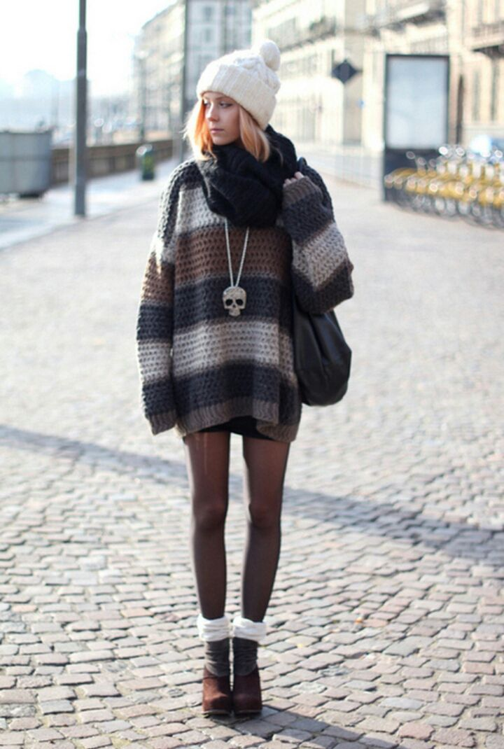 winter outfits tumblr - 496×750