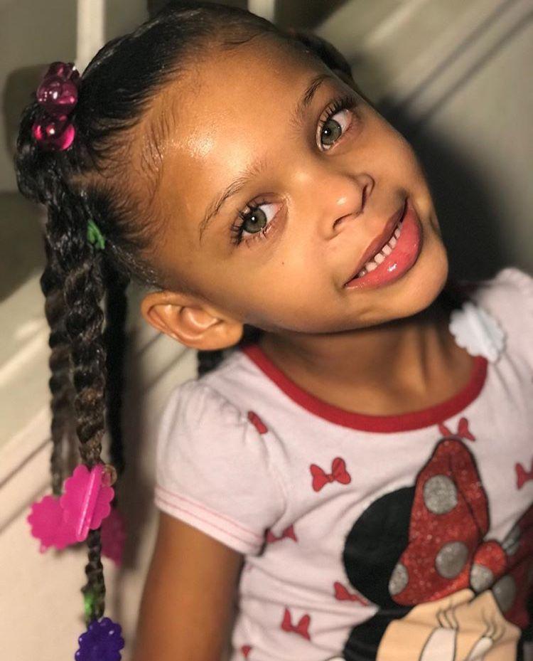 Shayla(Que & Shawanda's daughter)