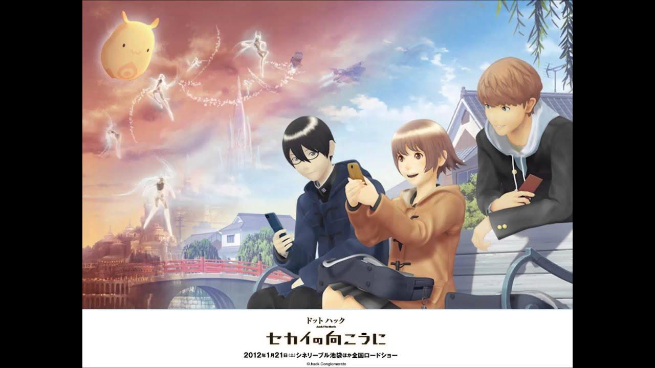 A N I M E / O T A K U -  hack//The Movie: Sekai no Mukou ni