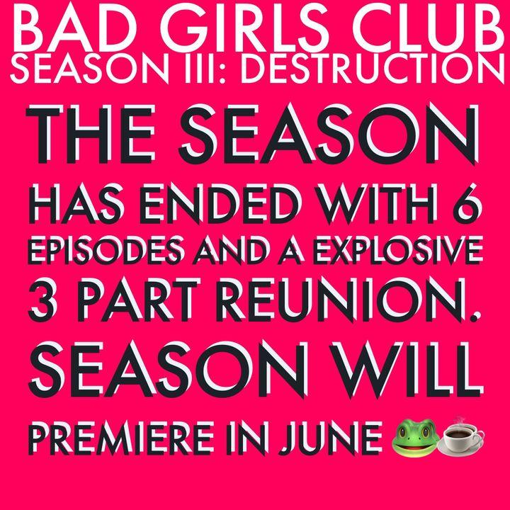 Bad girls iii