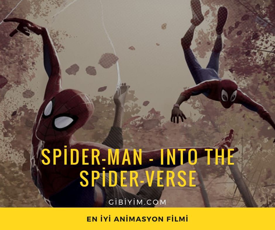 """Spider-Man: Into the Spider-Verse,""Bob Persichetti, Peter Ramsey, Rodney Rothman, Phil Lord"