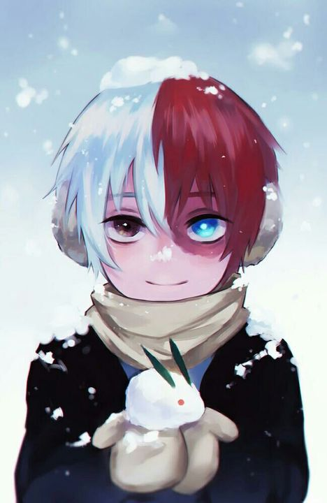 Awesome Anime Wallpapers Todoroki Shoto Bnha Wattpad