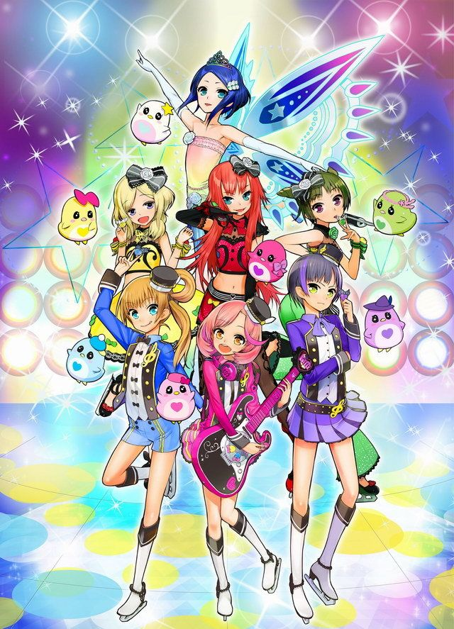 prizmmy boy meets girl 320k Anime: pretty rhythm: rainbow live info prizmmy boy meets girl single, 2 tracks boy meets girl (1-13) 2m 06042013.