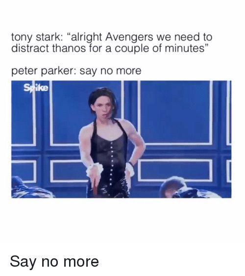 Marvel Memes My Love For All Things Peter Parkertom