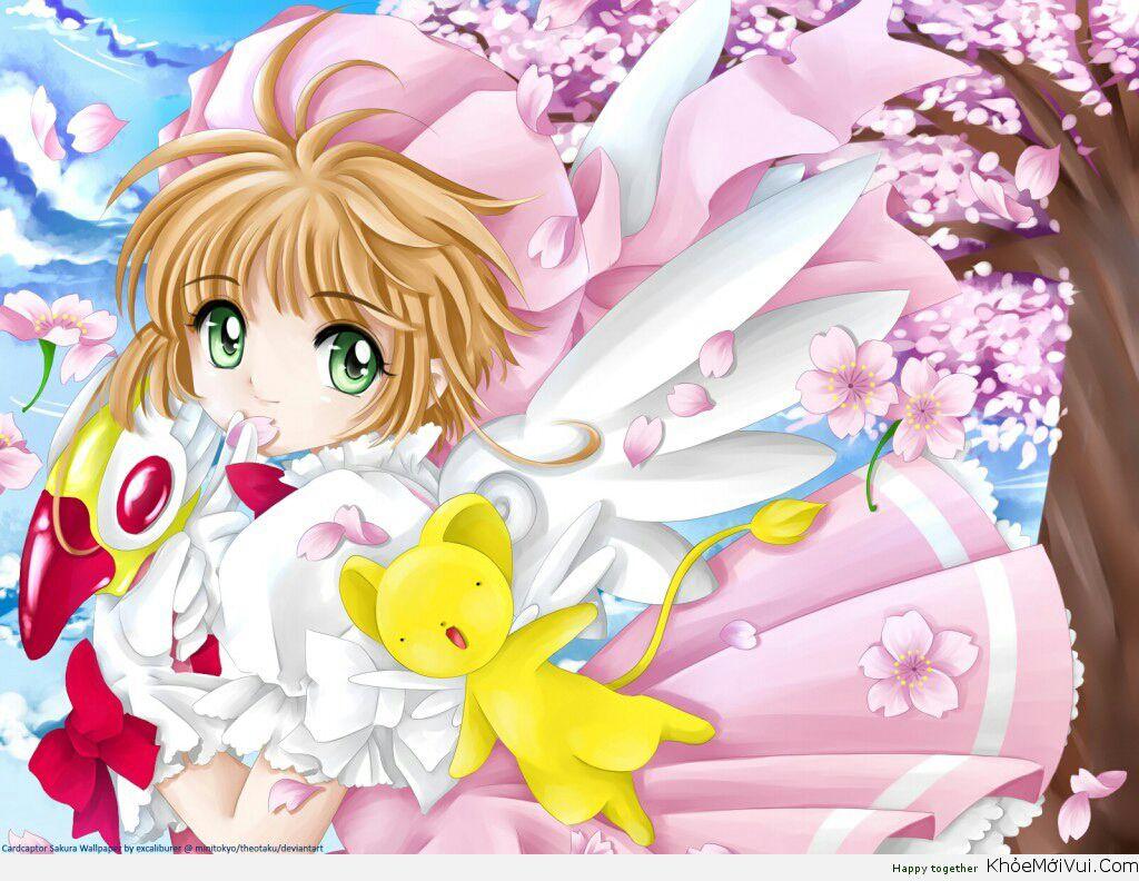 Đọc Truyện Hình ảnh anime - Hình ảnh của Sakura trong ccs(phần 2) - Uchiha Sarada - Wattpad - Wattpad