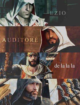 Assassin S Creed Scenarios 4 Ezio Auditore De La La La Wattpad