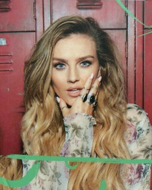 Kelly as Perrie Edwards