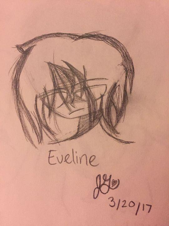 eveline teen model