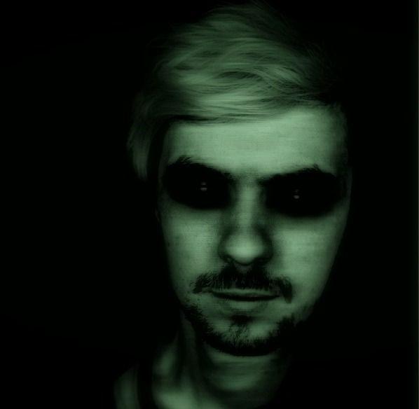 Darkiplier X Antisepticeye X Reader