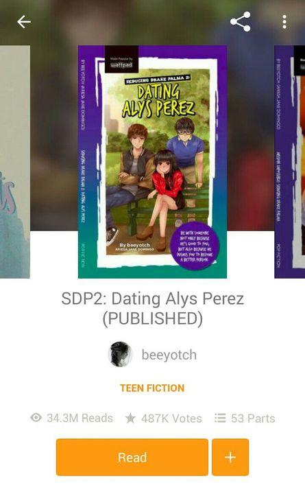 wattpad stories dating alys perez new dating app for celebrities