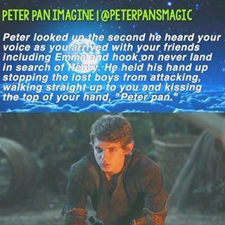 Peter Pan X Reader Imagines - Arriving in NeverLand - Wattpad