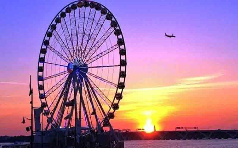 *Ferris-wheel