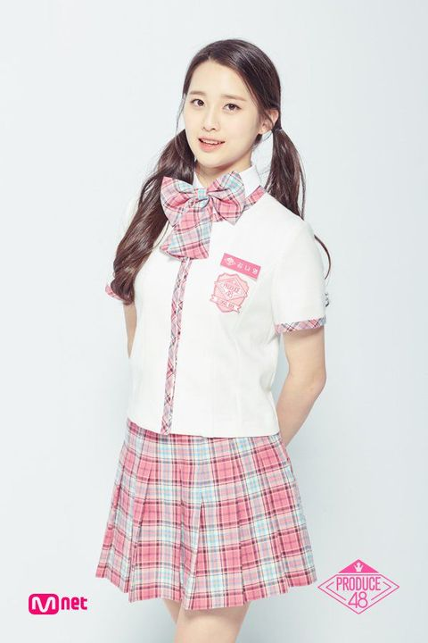 Produce 48: Profiles [P101 S3] - 73  Kim Na Young ☆ Banana