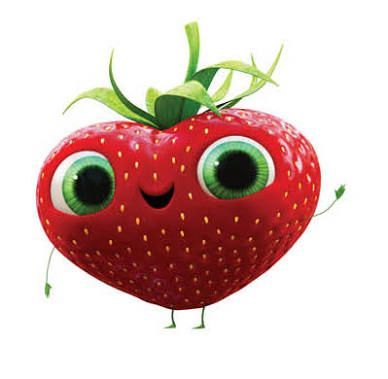 This is Barry the strawberry btw