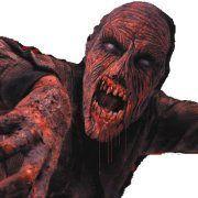 ¡dios mio! Párese un mar de zombies, ojala víctor estuviera conmigo para no tener miedo