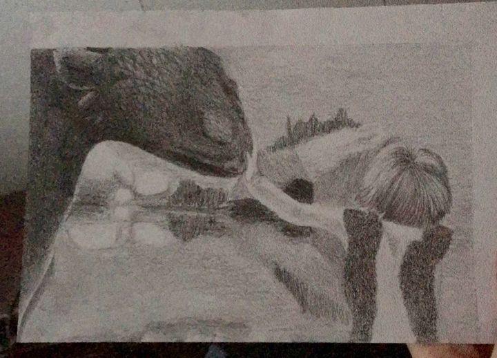 Mis Inten Dibujos Preciados Como Entrenar A Tu Dragón Fanart
