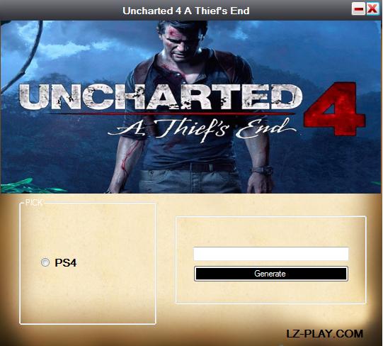uncharted 2 license key generato
