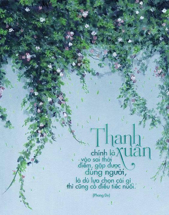 Quotes Thanh Xuân ~ - Quotes 3 - Wattpad