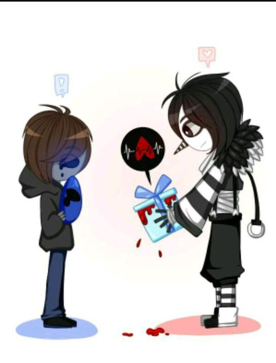 Images of Eyeless Jack X Reader Lemon - #rock-cafe