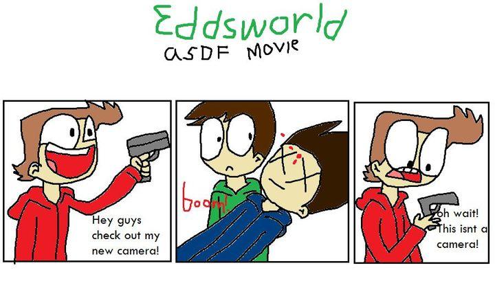 Eddsworld Memes ((COMPLETED)) - ASDF inspired Eddsworld comics - Wattpad