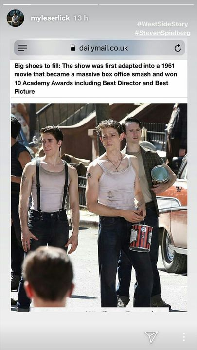 west side story movie 2020