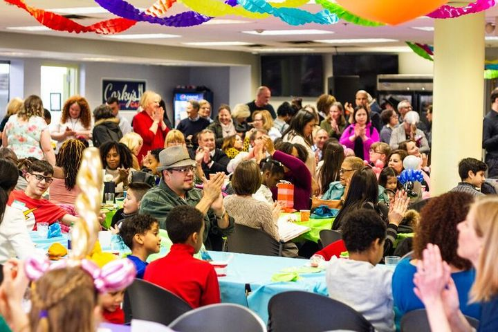 Over 250 Chicagoans came out to The Chicago Lighthouse on Sunday, March 3 to celebrate the release of the new book Chicago Treasure which stars local children, many of whom are preschool students at The Chicago Lighthouse for the Blind and Visuall...