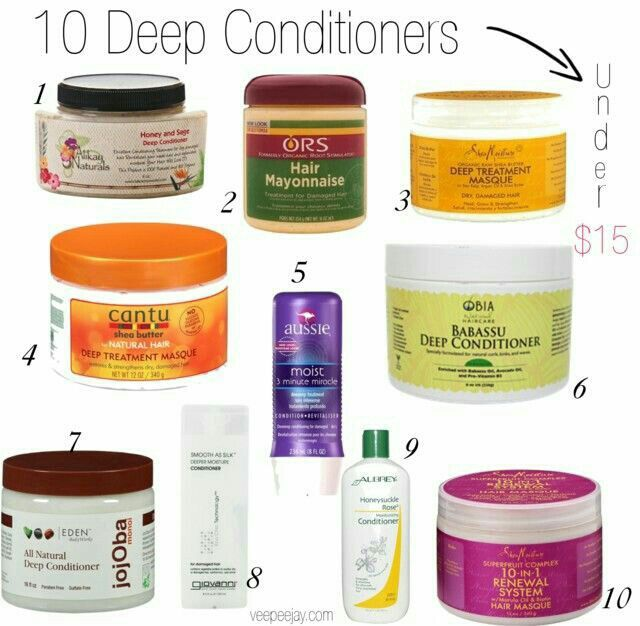 For deep conditioning I currently started using ORS Hair Mayonnaise and Cantu deep treatment masque