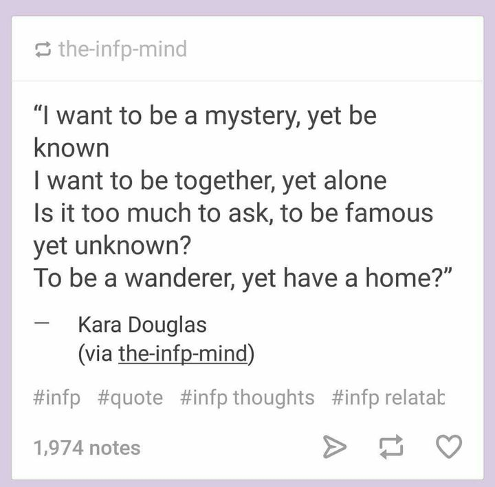 Controlled Insanity - The Random Musings of a Crazy Girl - INFP